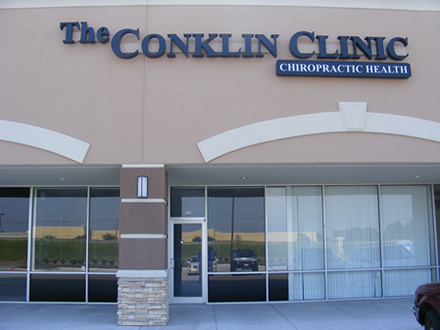 The Conklin Clinic Houston Chiropractor